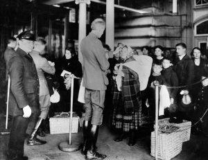 Ellis Island Public Health Service Physicians