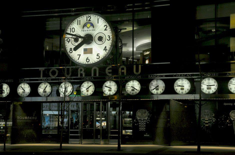 Wie Spät Ist Es Jetzt In New York