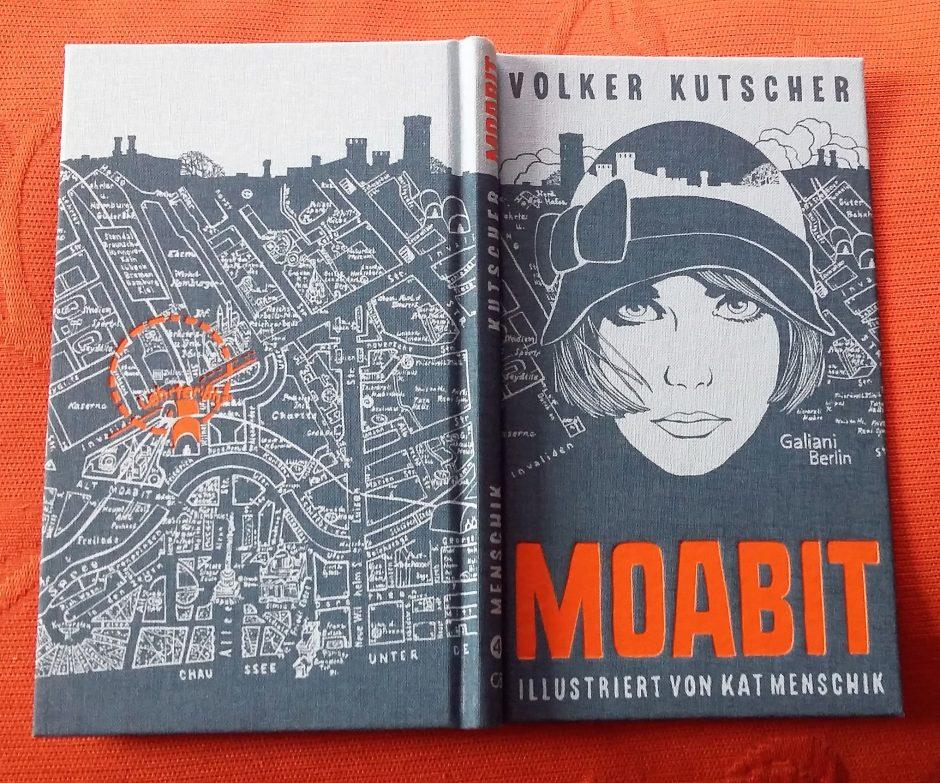 Volker Kutscher - Moabit
