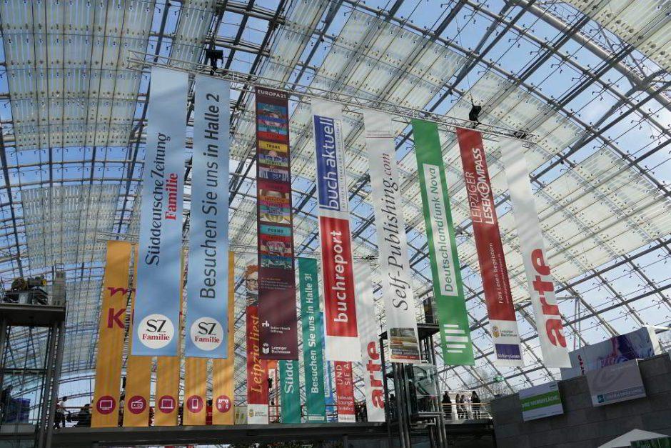Impressionen Leipziger Buchmesse 2018