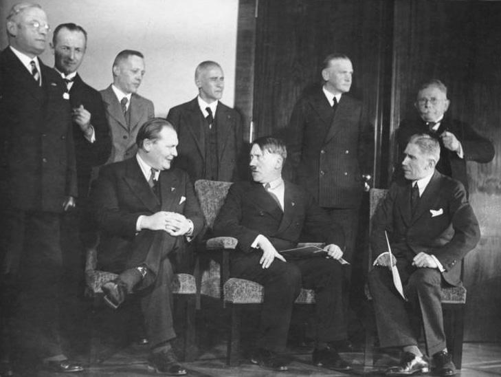 Reichskabinett Adolf Hitler