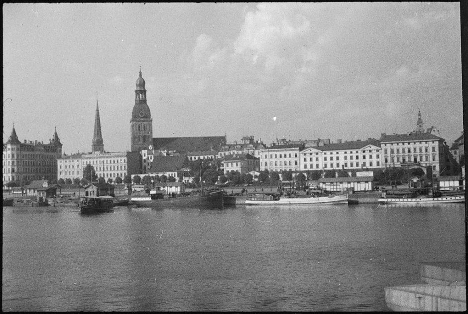 Münninghoff Lettland,_Riga-_Stadtansicht_