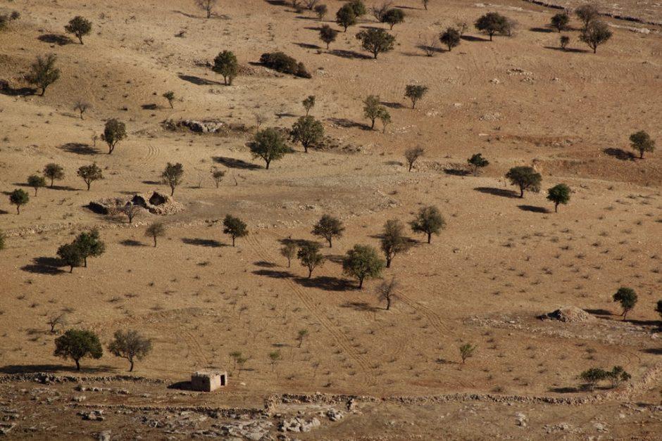 Wüste in der türkei