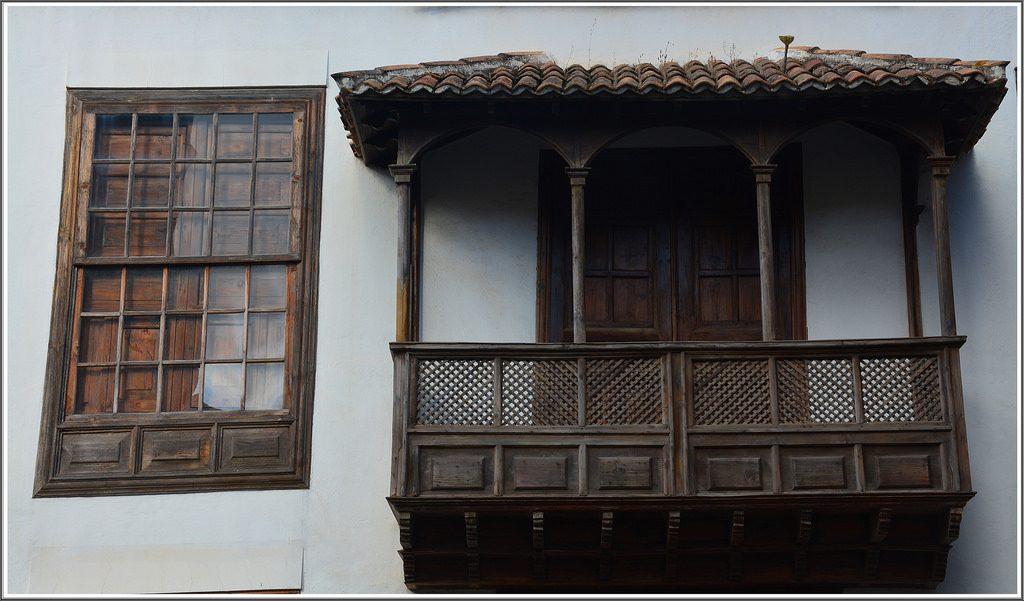 Balkone, Teneriffa