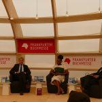 Frankfurter Buchmesse 2018 - Pressekonferenz mit Chimamanda Ngozi Adichie und ein erster Blick in den Ehrengastpavillon