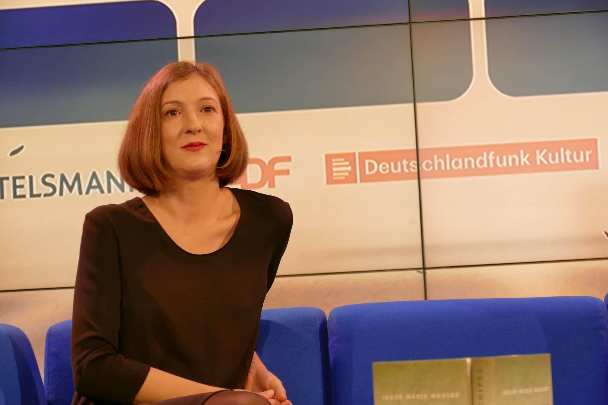 Inger Maria Mahlke