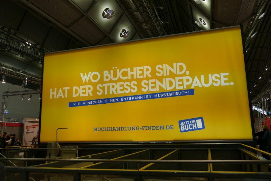 Frankfurter Buchmesse 2018 - 1.Tag
