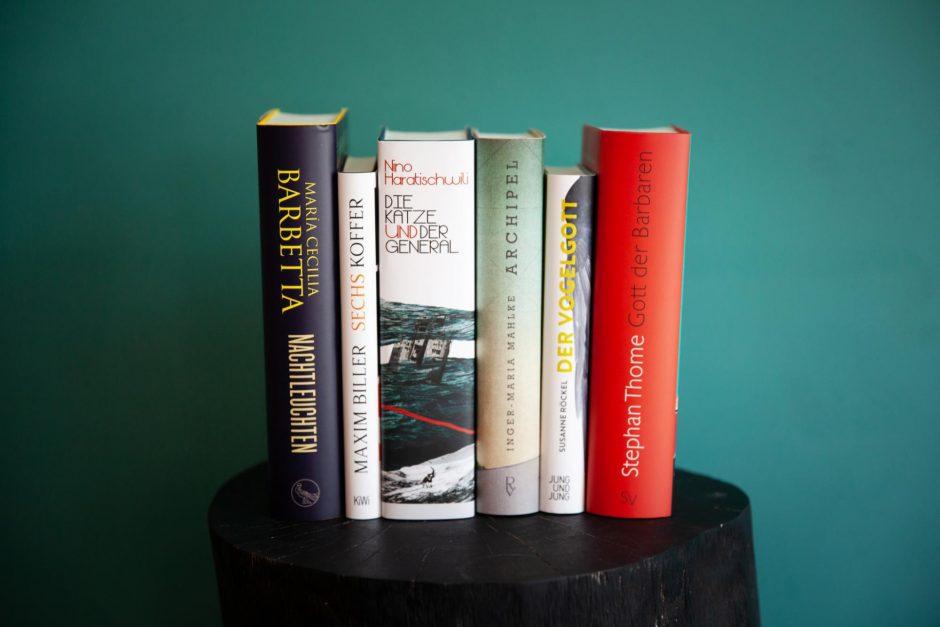 Der Deutsche Buchpreis 2018