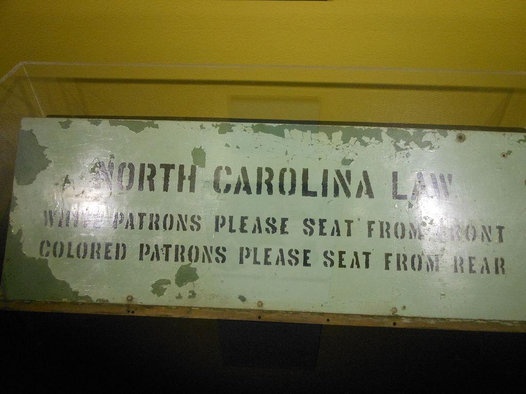 North Carolina Law