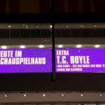 Ein Abend mit T.C. Boyle im Frankfurter Schauspielhaus