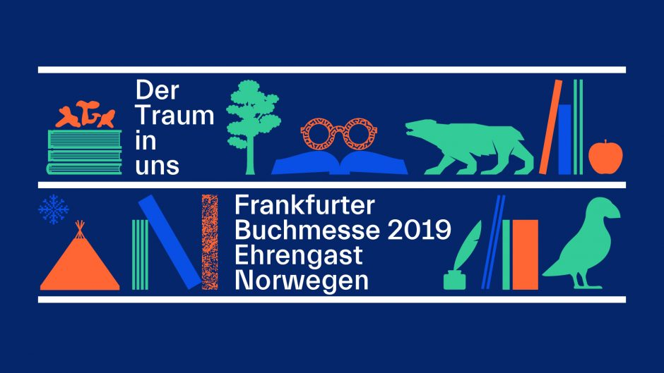 Norwegen Gastland der Frankfurter Buchmesse 2019 Norla