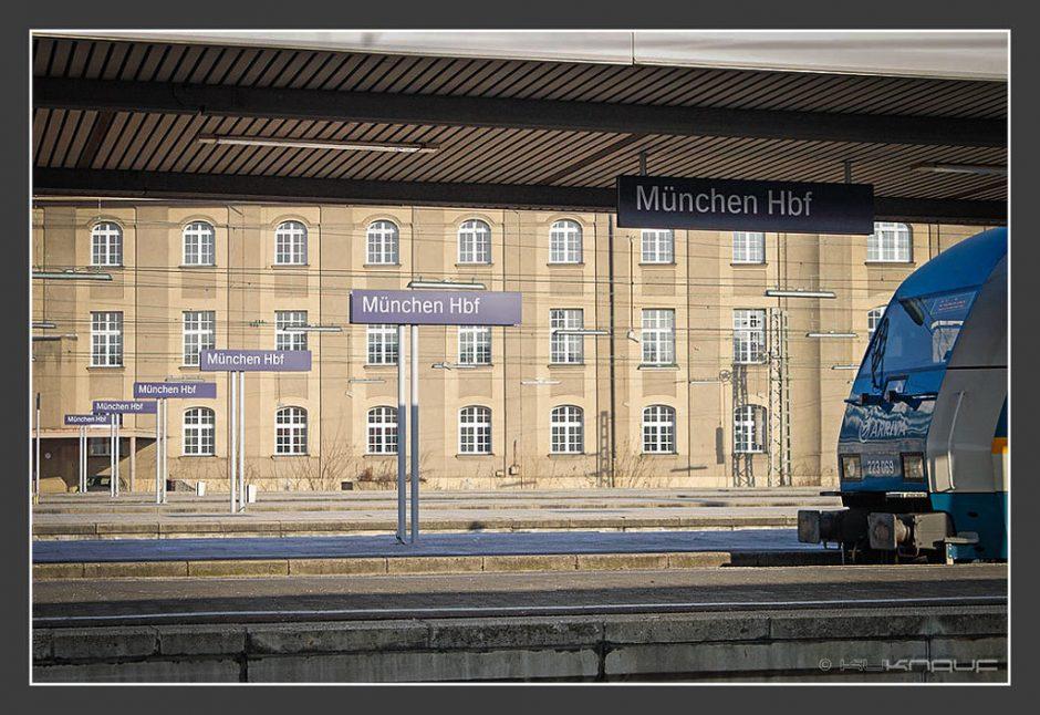 München Hbf Friedrich Ani