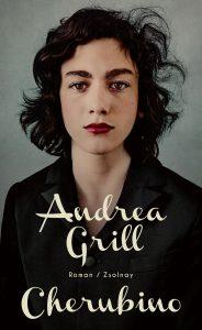 Andrea Grill - Cherubino Deutscher Buchpreis 2019 - Die Longlist