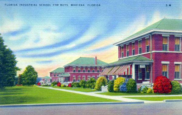 Florida Industrial School for Boys Marianna Colson Whitehead Die Nickel Boys
