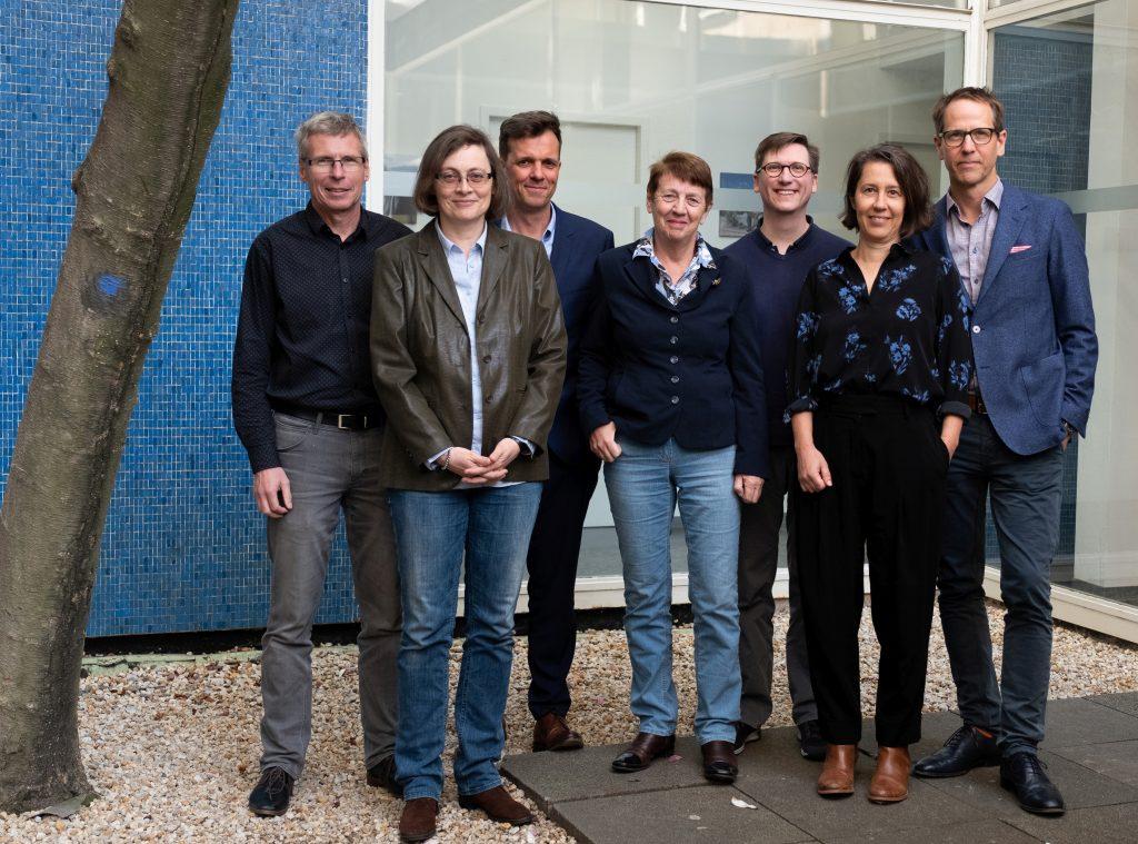 Deutscher Buchpreis Jury 2019