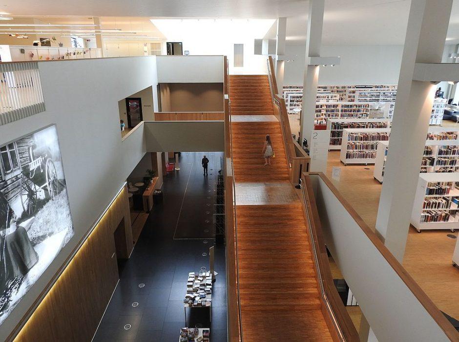 Buchmarkt Norwegen 2019 BodøLibrary
