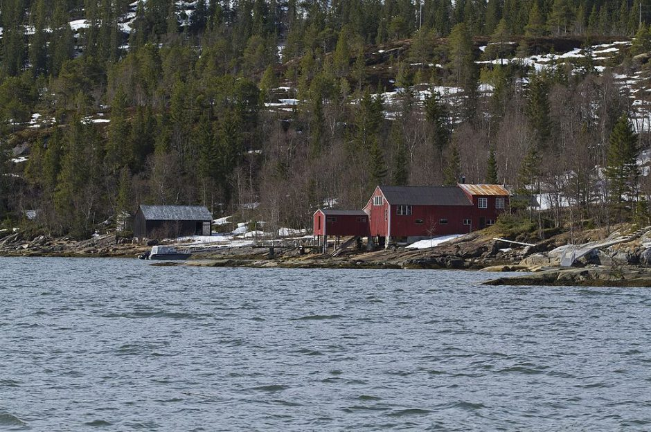 Helgeland Norwegen