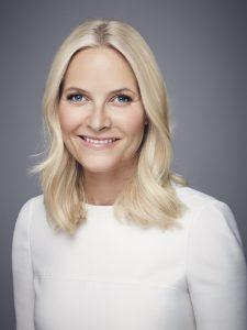 Buchmarkt Norwegen Botschafterin IKH Kronprinzessin Mette-Marit