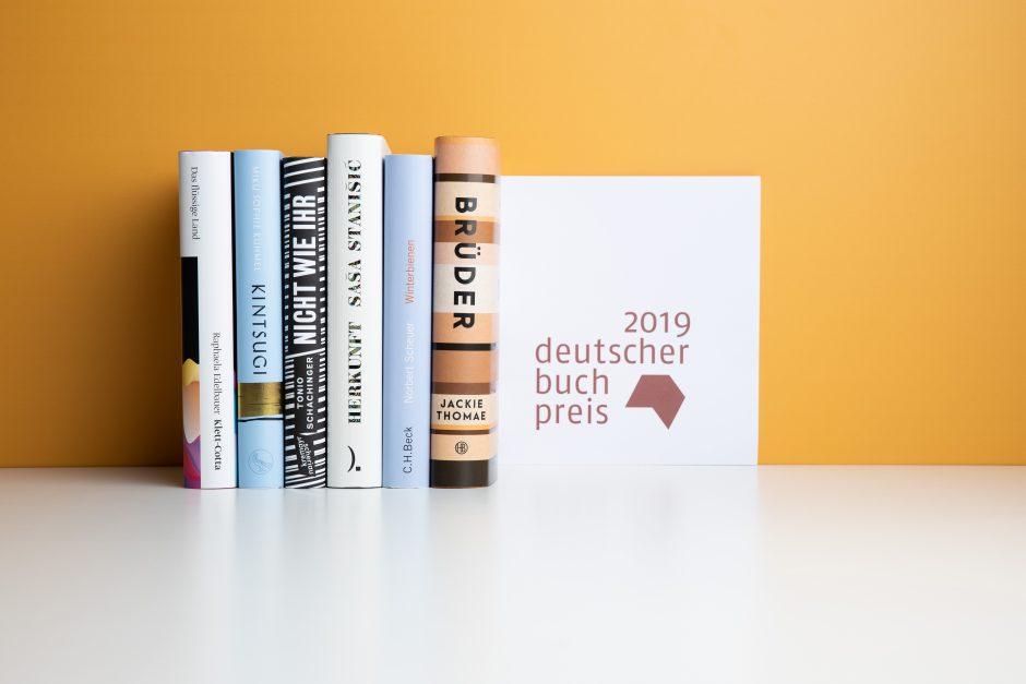 Deutscher Buchpreis 2019 - Die Shortlist