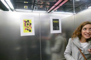 Elevator Pitch bei S. Fischer zu kommenden Neuerscheinungen (mit Ilke @Buchgeschichten)