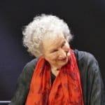 Maragaret Atwood auf der Literaturgala in Frankfurt