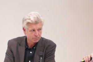 Karl Ove Knausgård auf der Buchmesse Frankfurt