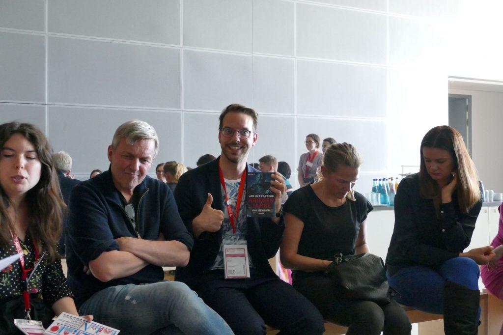 Norwegen-Bloggertreffen