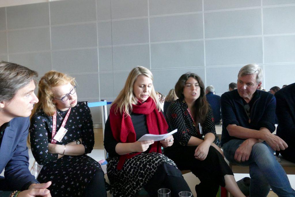 Norwegen-Bloggertreffen Alva Gehrmann