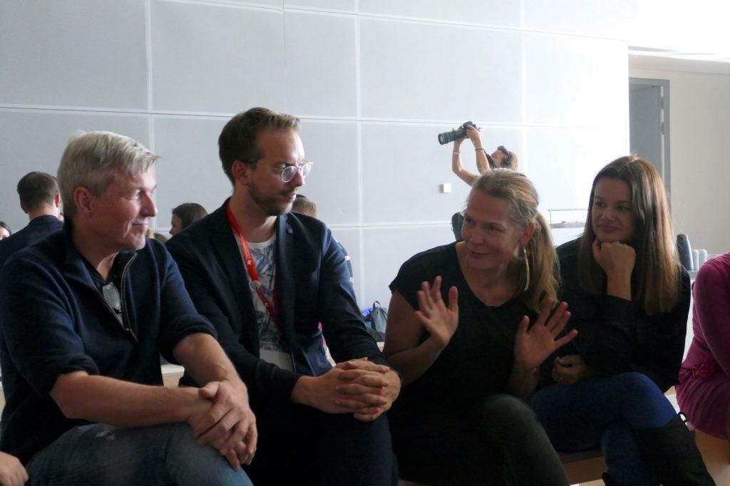 Norwegen-Bloggertreffen Åsne Seierstad
