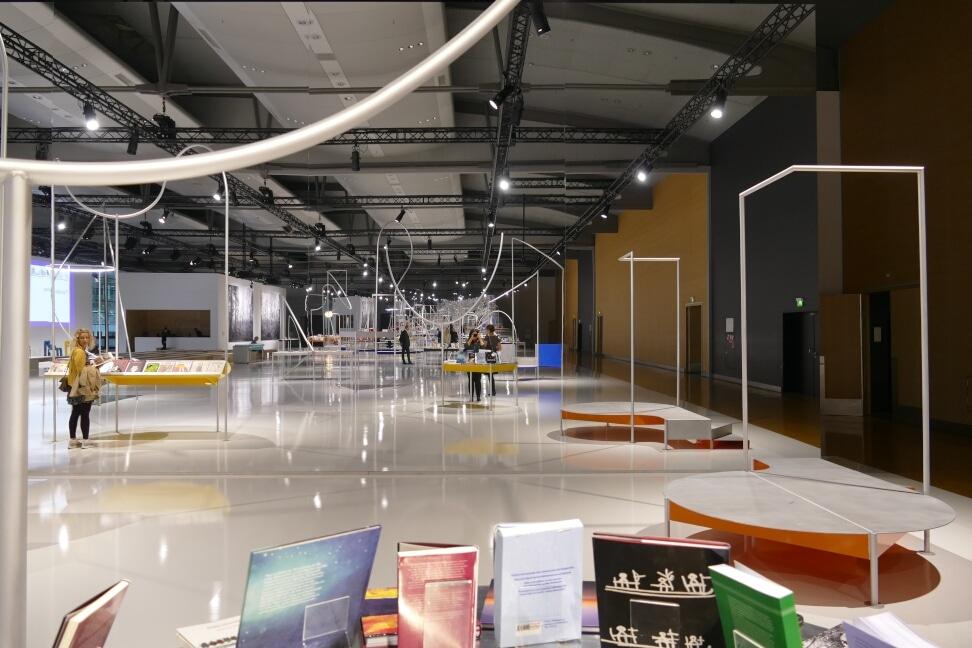 Gastlandpavillon Norwegen 2019