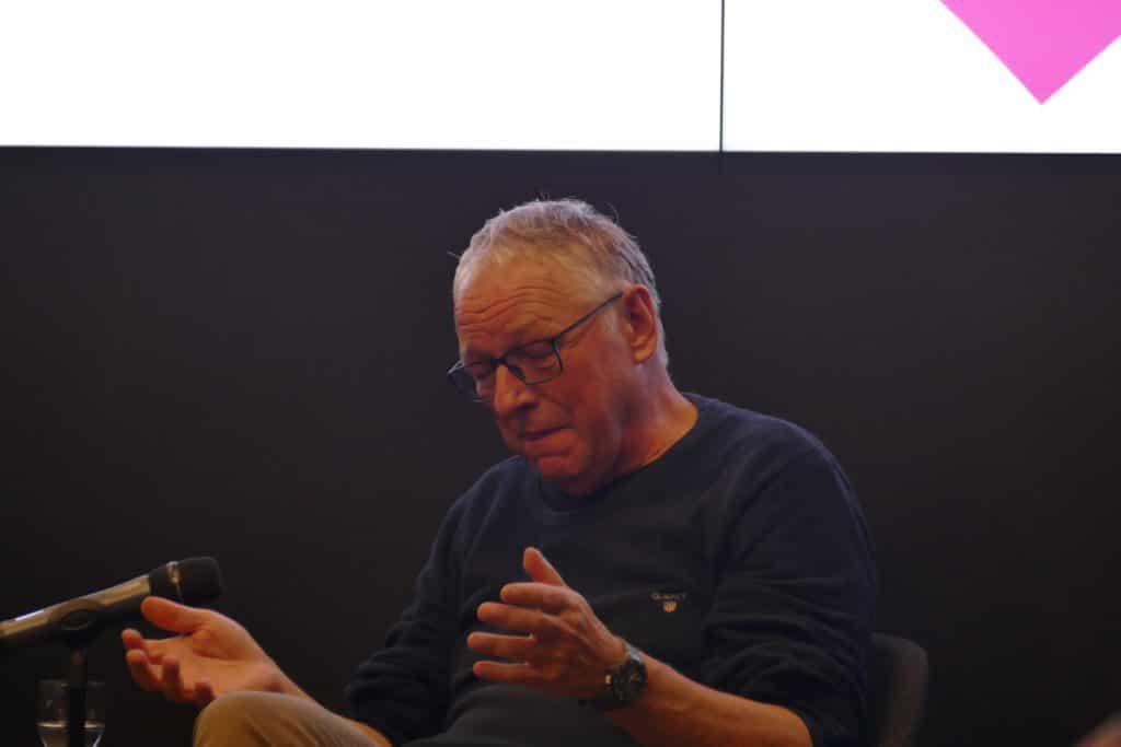 Roy Jacobsen stellt Die Unsichtbaren vor