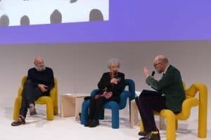 Margaret Atwood und Erlend Loe