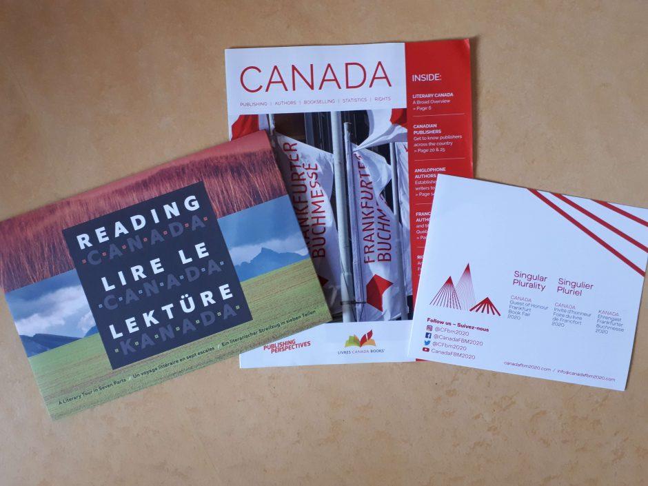 Buchmesse Gastland Kanada