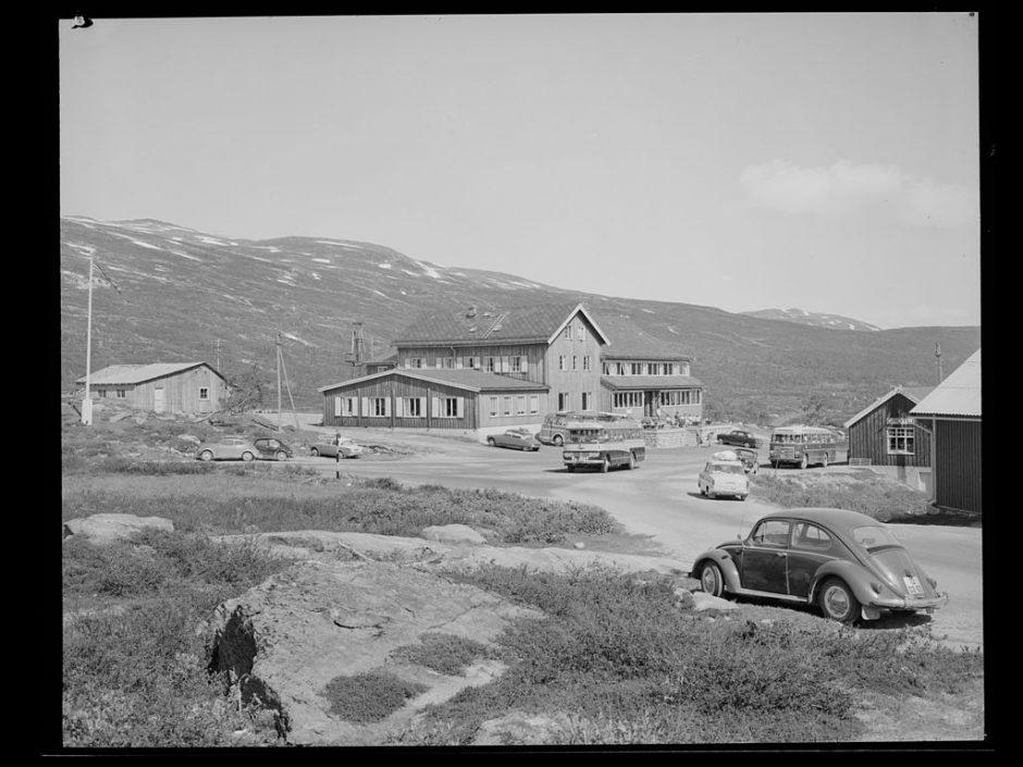 norwegen fjell