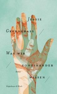 JESSIE GREENGRASS - Was wir voneinander wissen