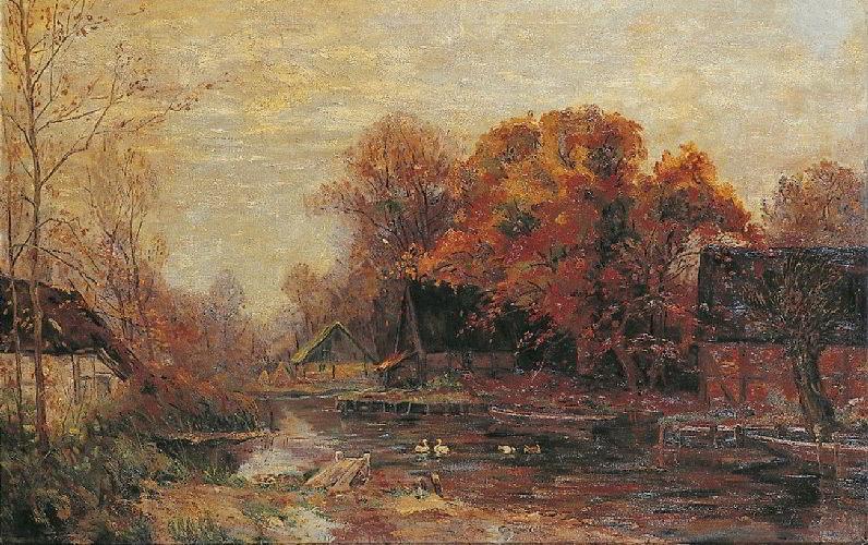 Walter Moras - Herbst