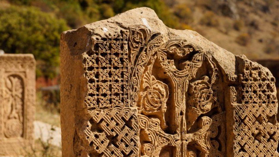 Chatschkar, Armenischer Kreuzstein