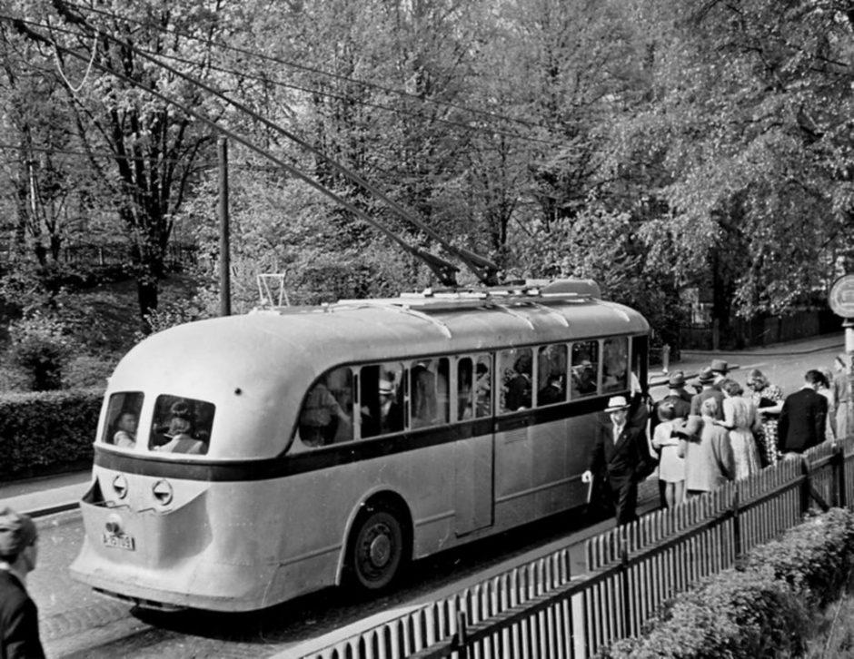 Oslo Trolleybus