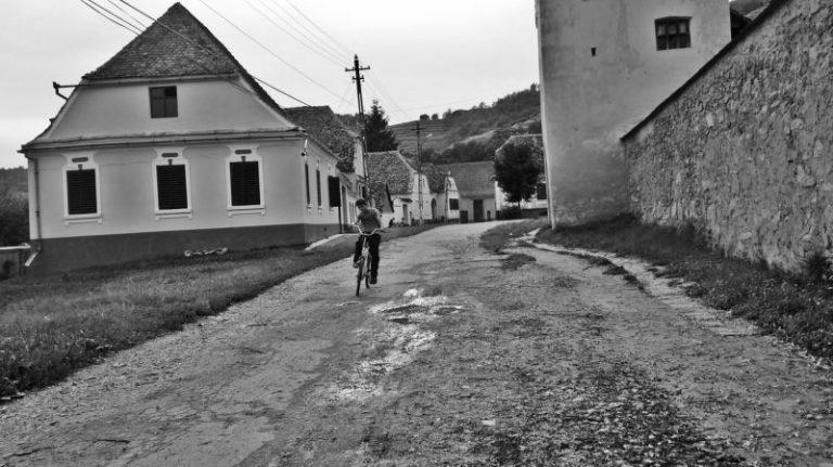 Dorf in Rumänien