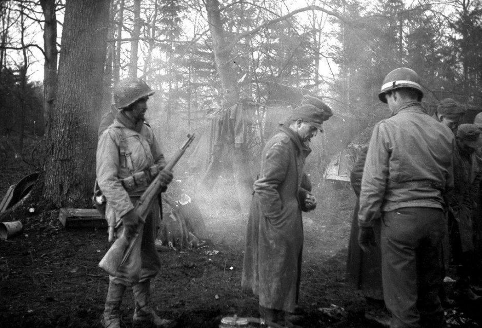 Hürtgenwald Soldaten