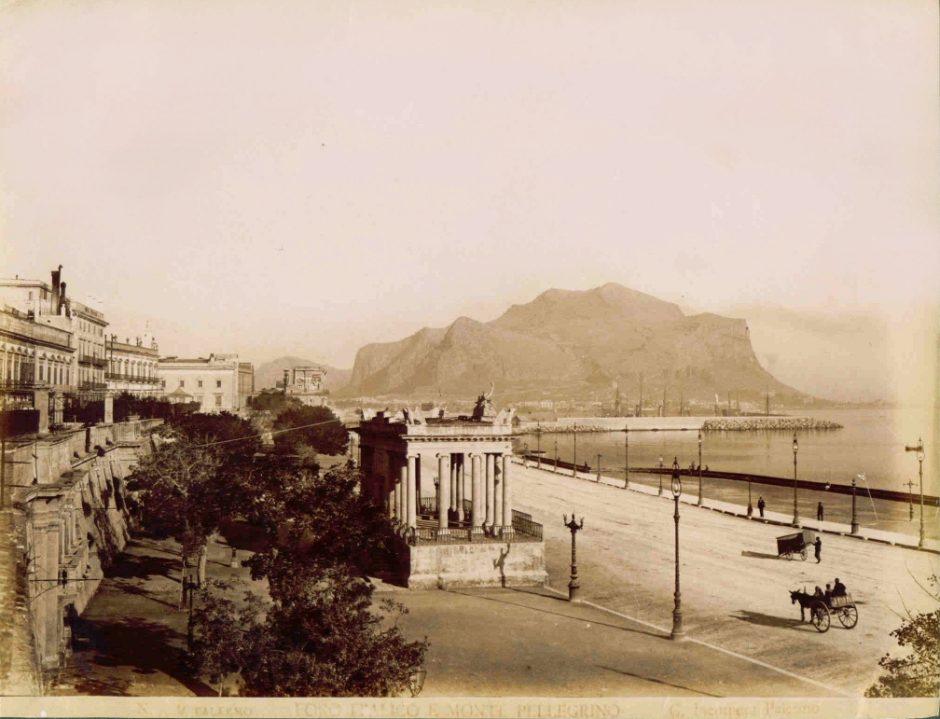 Palermo im 19. Jahrhundert