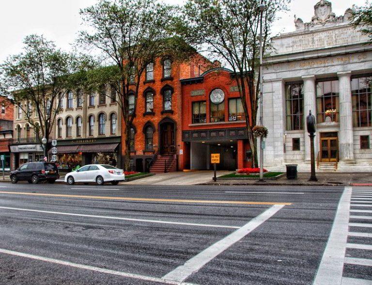 Saratoga Springs Broadway