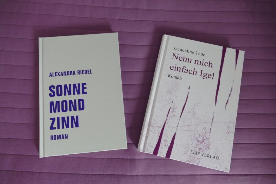 Alexandra Riedel - Sonne Mond Zinn