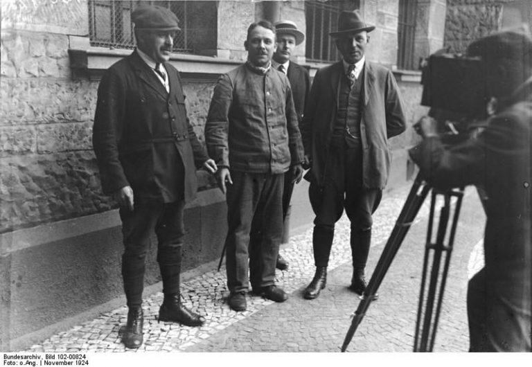 Festnahme Fritz Haarmanns