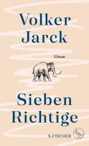 Volker Jarck Sieben Richtige