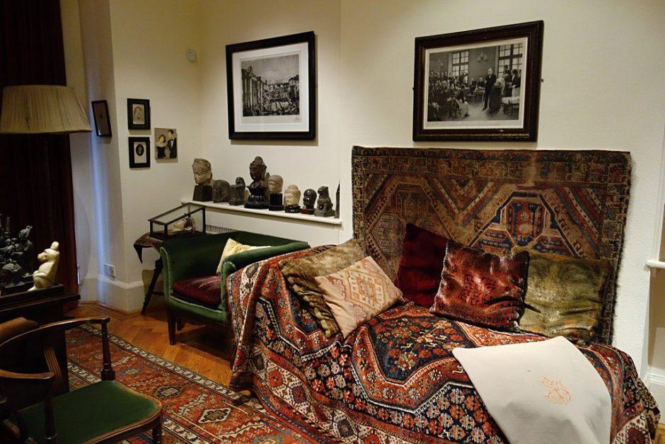 Couch Sigmund Freuds