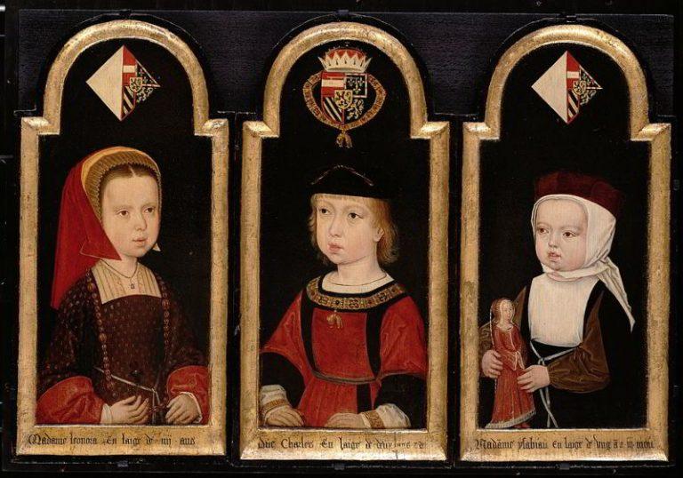 Kinder Johannas I.