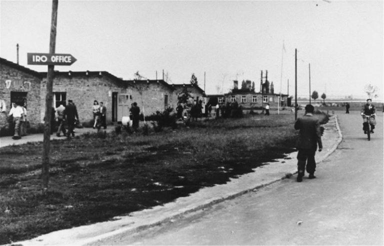 DP-Camp Zeilsheim