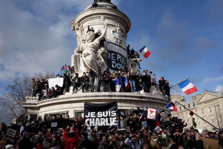 Paris 11. Januar 2015