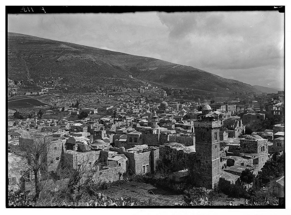 Nablus 1898